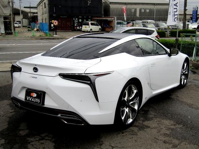 「レクサス」「LC」「クーペ」「愛知県」の中古車27