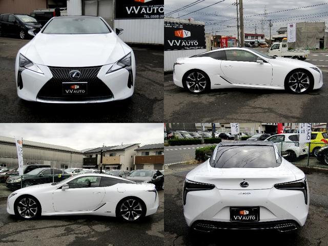「レクサス」「LC」「クーペ」「愛知県」の中古車50