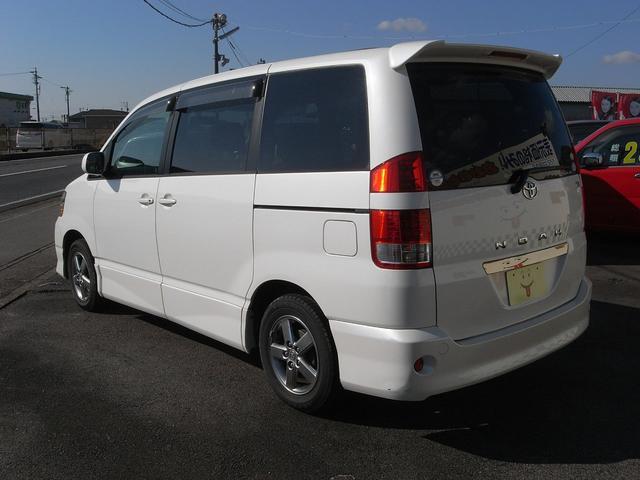 トヨタ ノア S 純正ナビ ステアシフト キーレス ETC 純正15アルミ
