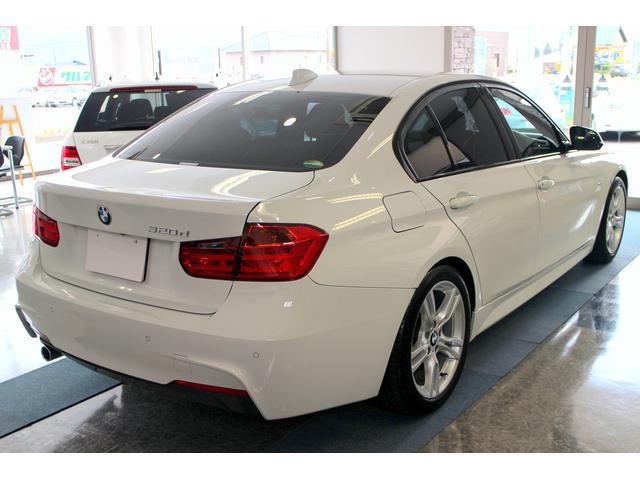 BMW BMW 320d Mスポーツ 純正HDDナビ キセノン ETC
