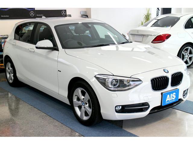BMW BMW 116i スポーツ 純正ナビ バックカメラ ETC キセノン