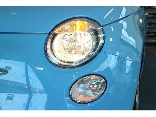 「フィアット」「500(チンクエチェント)」「コンパクトカー」「静岡県」の中古車17