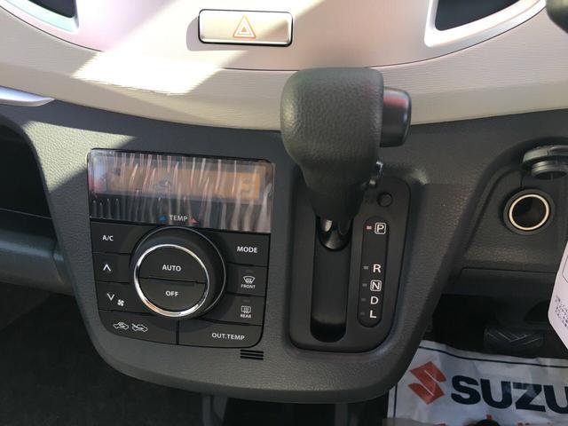 スズキ ワゴンR FZ レーダーブレーキサポート付 届出済未使用車