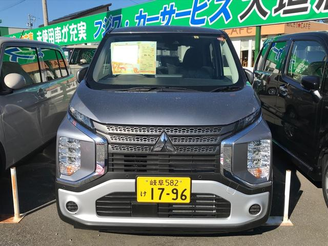 「三菱」「eKクロス」「コンパクトカー」「岐阜県」の中古車2