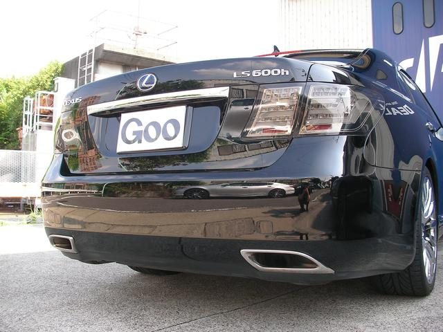 レクサス LS LS600h 革シート サスコン 20インチAW