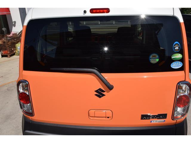 スズキ ハスラー G アイドリングストップ・プッシュスタート・シートヒーター
