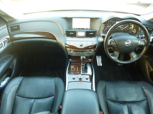 日産 フーガ 370GT タイプS EGリビルト交換済 法人ワンオーナー