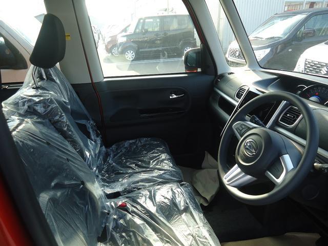 ダイハツ タント カスタムXSAII 届出済未使用車 スマートキー、ピラーレス