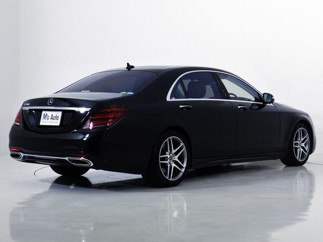 S560ロング AMGライン 新車保証 パノラミックSR(6枚目)