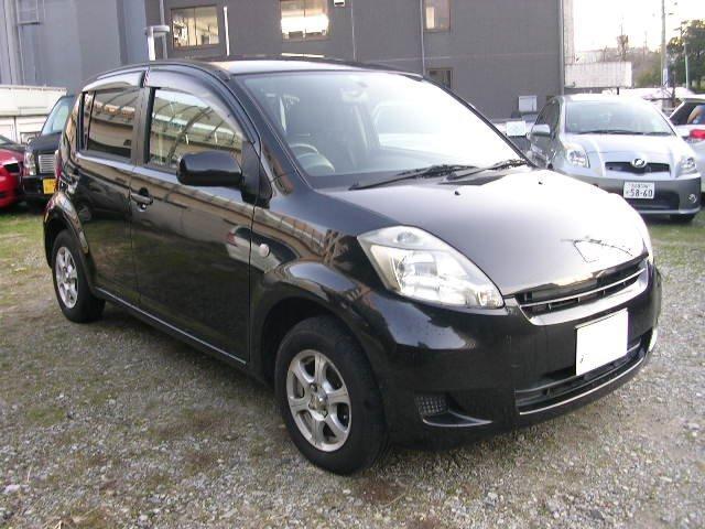 「トヨタ」「パッソ」「コンパクトカー」「愛知県」の中古車6