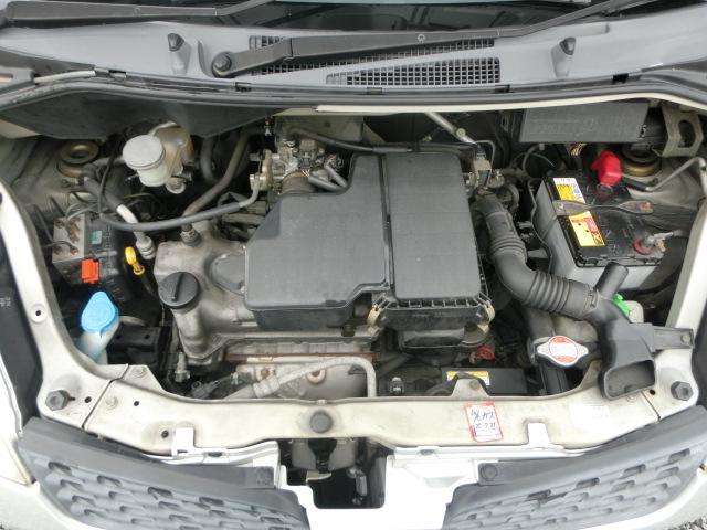 日産 モコ Cタイミングチェーン車 CD キーレス アルミ