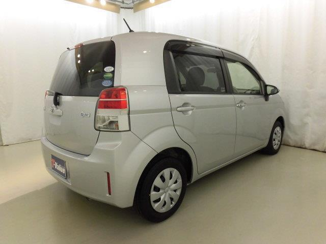 トヨタ スペイド X ワンセグSDナビ