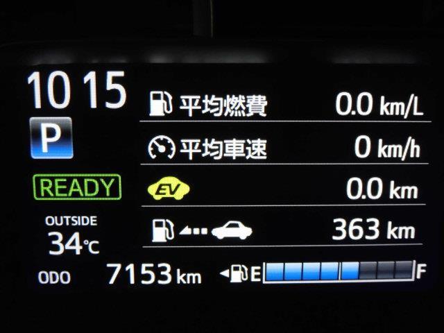 トヨタ ヴィッツ ハイブリッドF ナビTV バックカメラ 走行0.7万km