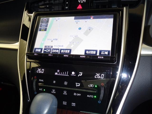 プレミアム メモリーナビ フルセグTV バックモニター ETC オートクルーズ LEDヘッドライト 電動リアゲート(6枚目)