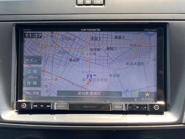 20C-SKYACTIV ナビ スマートキー 両側電動ETC(3枚目)