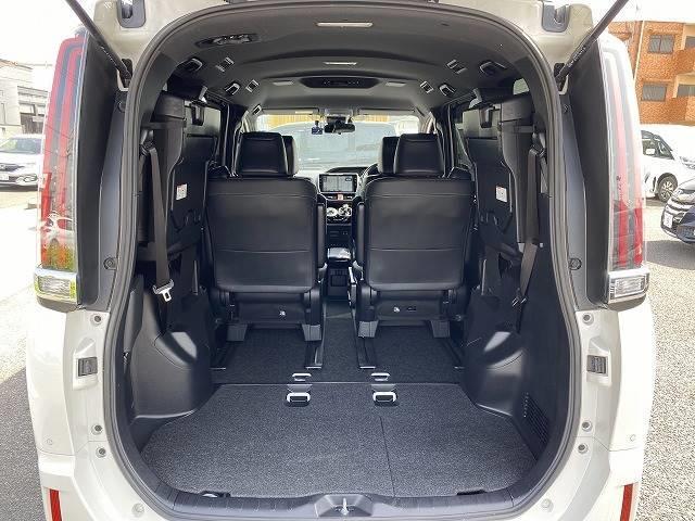 ハイブリッド Gi 7人乗り 純正10型SDナビ バックカメラ 両側電動スライドドア 衝突軽減 クルーズコントロール スマートキー シートヒーター LEDヘッド 合皮ブラックレザーシート(13枚目)