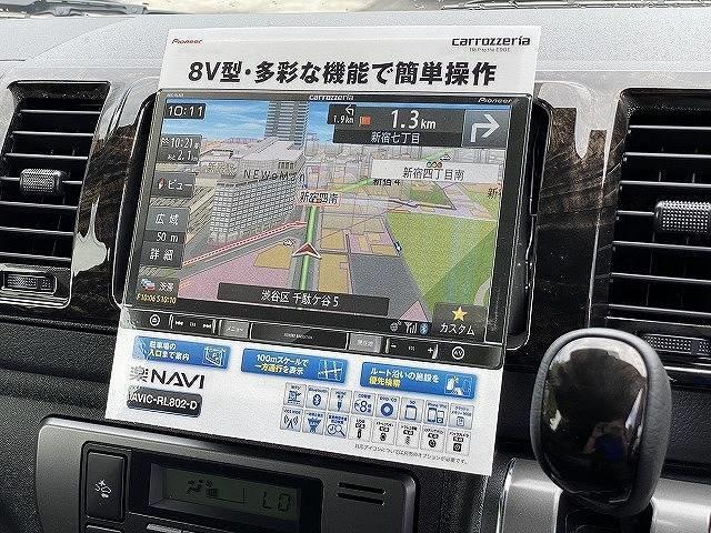 スーパーGL ダークプライムII 新車未登録 両側電動スライドドア デジタルインナーミラー マルチビューモニター LEDヘッド スマートキー プッシュスタート 助手席エアバック 100V電源 セーフティーセンス オートハイビーム(3枚目)