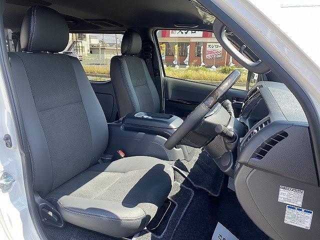 スーパーGL ダークプライムII 新車未登録 両側電動スライドドア デジタルインナーミラー マルチビューモニター LEDヘッド スマートキー プッシュスタート 助手席エアバック 100V電源 セーフティーセンス オートハイビーム(5枚目)