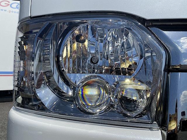 スーパーGL ダークプライムII 新車未登録 両側電動スライドドア デジタルインナーミラー マルチビューモニター LEDヘッド スマートキー プッシュスタート 助手席エアバック 100V電源 セーフティーセンス オートハイビーム(28枚目)