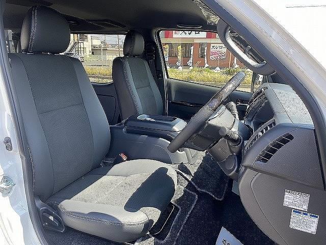 スーパーGL ダークプライムII 新車未登録 デジタルインナーミラー 両側電動スライド LEDヘッド マルチビューモニター 100V電源 寒冷地 スマートキー プッシュスタート 助手席エアバック クリアランスソナー(5枚目)