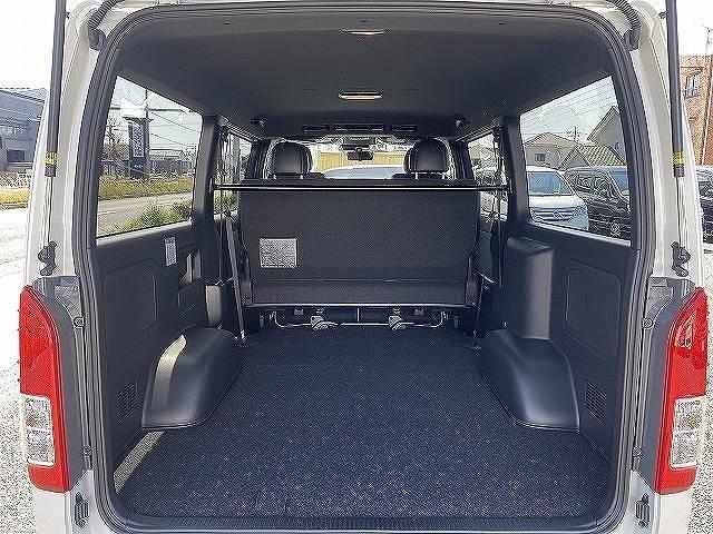 スーパーGL ダークプライムII 新車未登録 デジタルインナーミラー 両側電動スライド LEDヘッド マルチビューモニター 100V電源 寒冷地 スマートキー プッシュスタート 助手席エアバック クリアランスソナー(13枚目)