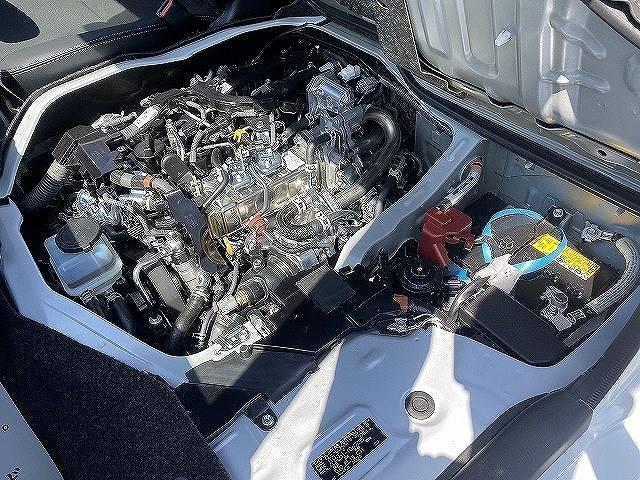 スーパーGL ダークプライムII 新車未登録 デジタルインナーミラー 両側電動スライド LEDヘッド マルチビューモニター 100V電源 寒冷地 スマートキー プッシュスタート 助手席エアバック クリアランスソナー(18枚目)