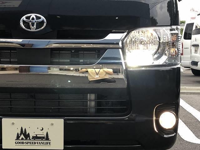 スーパーGL ダークプライムII 新車未登録 両側電動スライドドア マルチビューモニター デジタルインナーミラー クリアランスソナー スマートキー LEDヘッド 100V電源 助手席エアバック フォグランプ リアクーラー リアヒーター(20枚目)