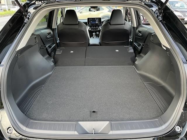 S 新車未登録 Dオーディオ トヨタセーフティセンス バックカメラ コーナーセンサー レーダークルコン レーンキープ オートマチックハイビーム LEDヘッドライト USBコンセント(13枚目)