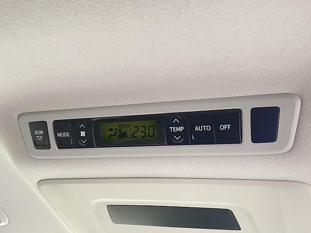 2.4Z ゴールデンアイズ メーカーナビ地デジ 両側パワスラ 天井モニター 電動トランク バックカメラ ETC AC100V電源 クルコン ハーフレザー コーナーセンサー キセノンヘッドライト(35枚目)