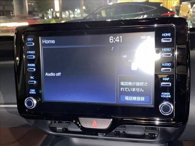 ハイブリッドZ ディスプレイオーディオ 全方位カメラ コーナーセンサー トヨタセーフティセンス レーダークルコン シートヒーター ハーフレザーシート オートホールド ハンドルヒーター LEDヘッドライト(4枚目)