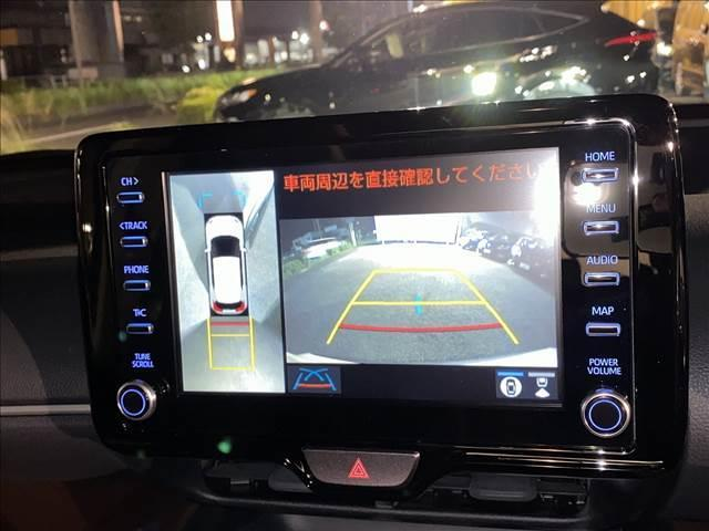 ハイブリッドZ ディスプレイオーディオ 全方位カメラ コーナーセンサー トヨタセーフティセンス レーダークルコン シートヒーター ハーフレザーシート オートホールド ハンドルヒーター LEDヘッドライト(5枚目)