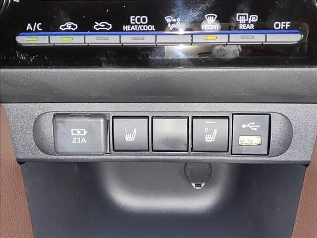 ハイブリッドZ ディスプレイオーディオ 全方位カメラ コーナーセンサー トヨタセーフティセンス レーダークルコン シートヒーター ハーフレザーシート オートホールド ハンドルヒーター LEDヘッドライト(10枚目)