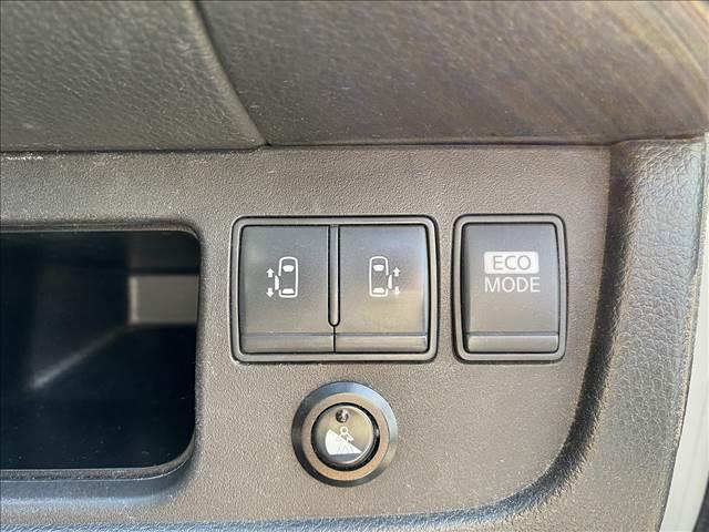 ハイウェイスター 純正7型ナビ バックカメラ TV CD DVD ETC 両側電動スライドドア オートクルーズコントロール インテリキー 純正AW オートライト(5枚目)