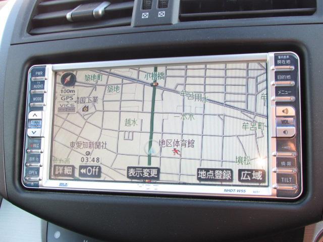 G 4WD 純HDDナビ DVD再生 クルコン HIDヘッド(3枚目)