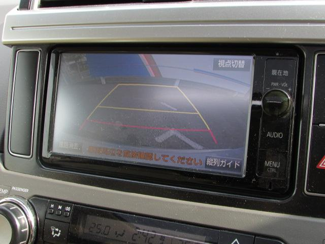 トヨタ ランドクルーザープラド TX Lパッケージ 本革 純正ナビTV Bカメ 3列7人