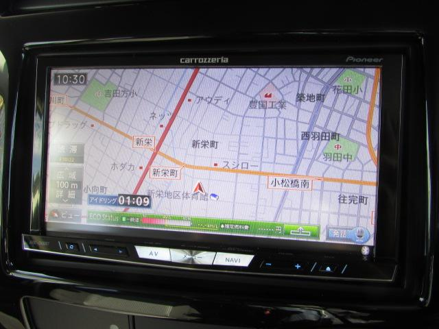 ローデストG 4WD 社外HDDナビTV Bカメ HID(3枚目)