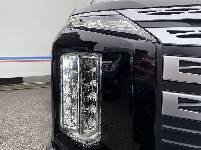 P 登録済未使用車 新品アルパインBIGX11 アラウンドビューモニター 新品アルパイン10型フリップダウン 両側電動 衝突軽減 オートステップ LEDヘッド スマートキー シートヒーター レダクル(28枚目)