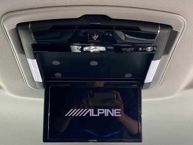 S アルパイン9型SDナビTV アルパイン10型フリップダウンモニター バックカメラ ETC 両側電動スライドドア レーダークルーズコントロール セーフティーセンス オートハイビーム LEDヘッド スマキ(9枚目)