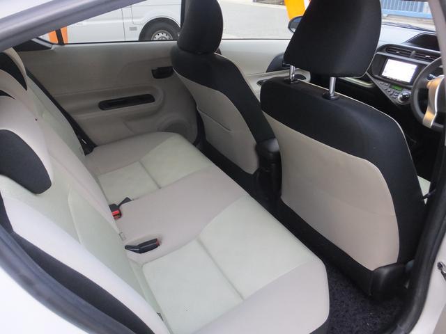 トヨタ アクア S SDナビ モデリスタエアロ  無料1年保証付き