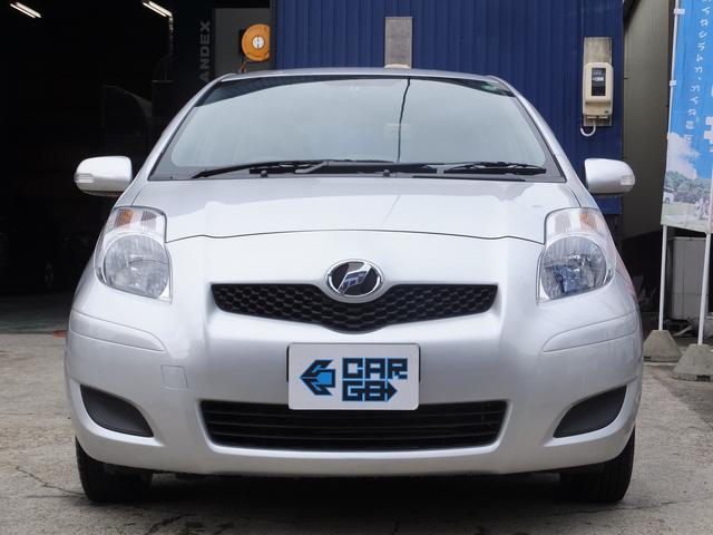 トヨタ ヴィッツ B Sエディション CDデッキ ABSエアコン 1年保証付き