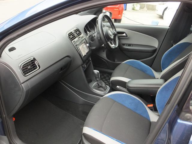 フォルクスワーゲン VW ポロ ブルーGT.Bluetooth対応フルセグナビ.バックカメラ