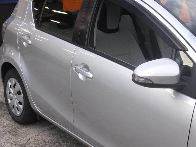 トヨタ アクア L ETC ワンセグSDナビ 無料1年保証付き