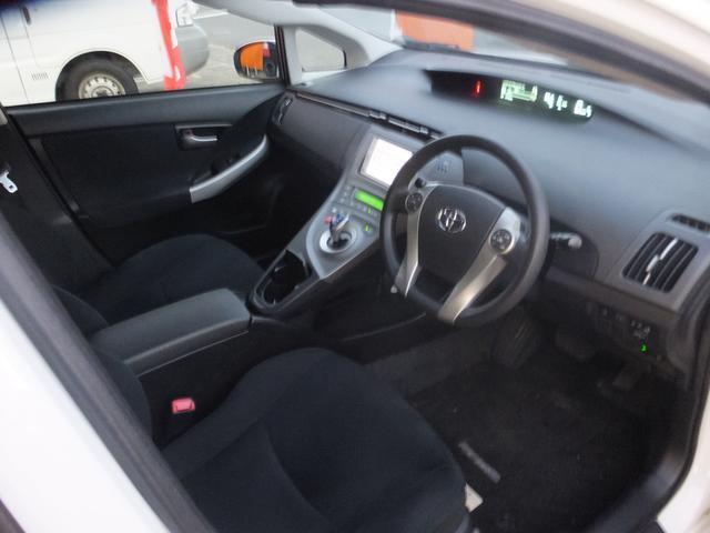 トヨタ プリウス L ETC ワンセグSDナビ 無料1年保証付き