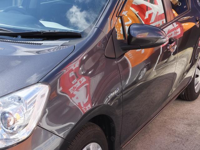 トヨタ アクア S SDナビ 無料1年保証付き