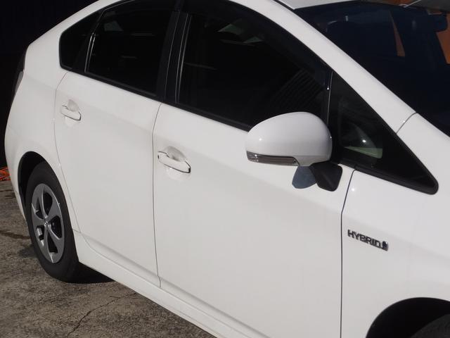 トヨタ プリウス S ワンセグSDナビ ETC スマートキー 無料1年保証付き