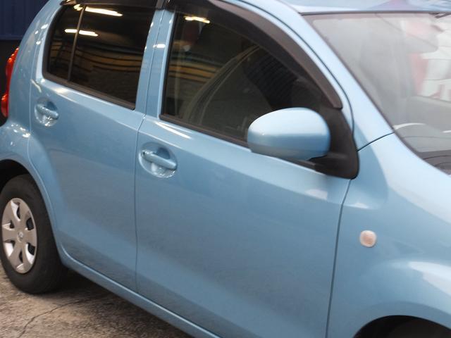 トヨタ パッソ X Bluetooth対応フルセグナビ ETC 無料1年保証
