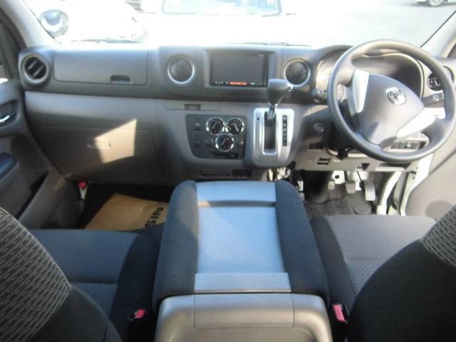 日産 NV350キャラバンバン ロングプレミアムGX 低床 自動ブレーキ 純正ナビフルセグ