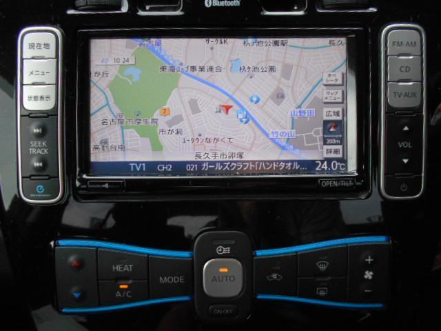 X EV専用ナビ LEDヘッドライト(4枚目)