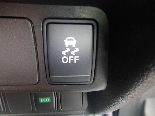 VDC機能:走行中の横滑り状態をセンサーで判別し、走行時の車両安定性を向上させる機能です。
