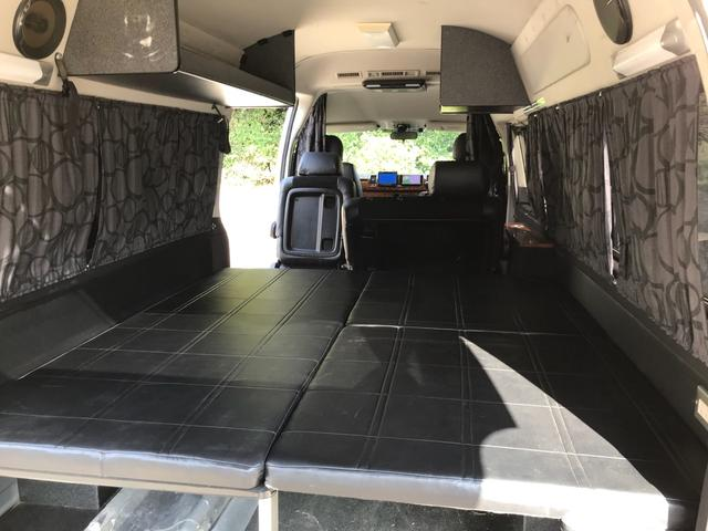 Sロング4WD 走行充電装置 サブバッテリー 車中泊仕様(14枚目)